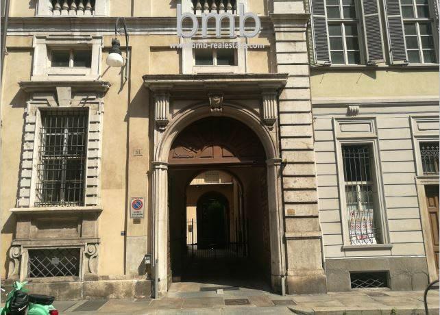 Foto 1 di Posto Auto Via Bogino 11, Torino
